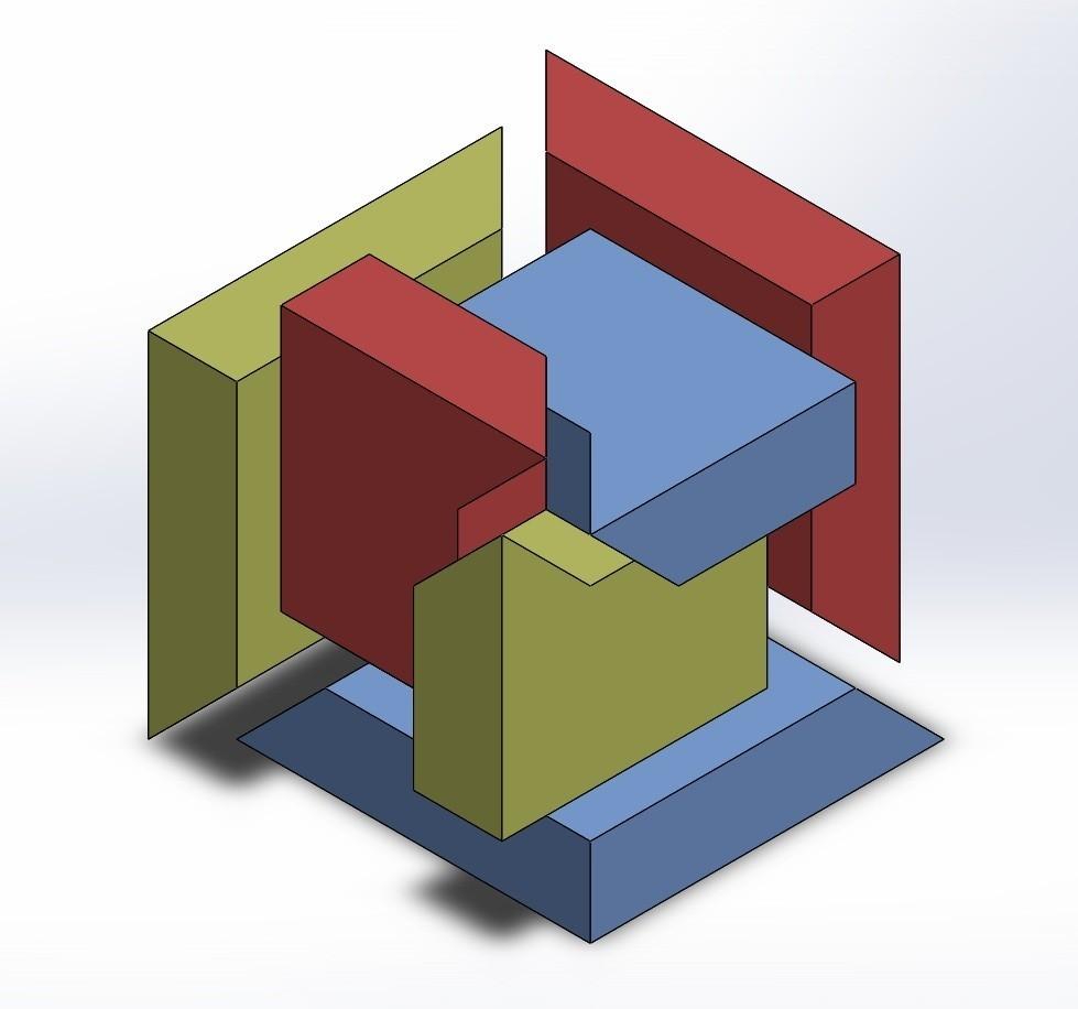 slidewayscube.jpg Download free STL file Slideways Cube • Model to 3D print, 3dcave