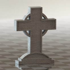cross.JPG Download free STL file Cross • 3D printing model, 3dcave