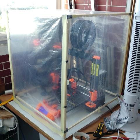 20170527_180747.jpg Download free STL file 3D Printing Chamber • 3D printer object, jonnieZG
