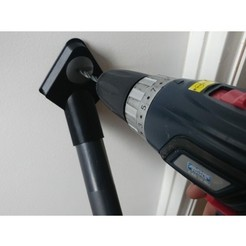 Download free STL Electrolux Vacuum Sucker for Drilling, jonnieZG