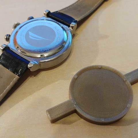 Télécharger STL gratuit Clé de montre Nautica, jonnieZG