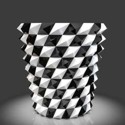 Descargar modelos 3D Cesta de la pirámide, SE_2018
