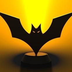 Fledermaus 03-10-2020.jpg Download STL file Bat Statue • 3D printer model, SE_2018
