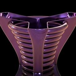 Descargar diseños 3D gratis Tazón morado, SE_2018
