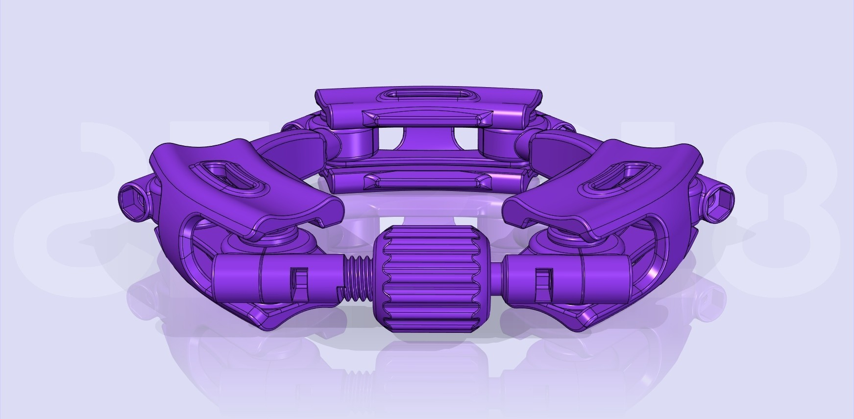 Chain Clamps 2.jpg Download free STL file Chain Clamps • 3D printable model, SE_2018