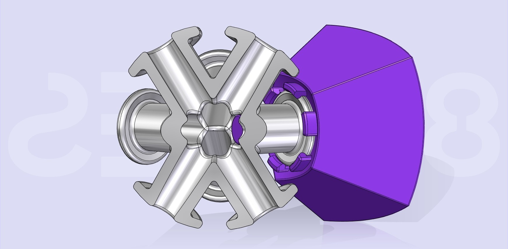 Drawer Box1.jpg Download STL file Spherical Drawer Organizer  • 3D printing object, SE_2018
