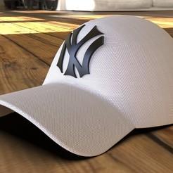 Descargar diseños 3D gratis Gorra de béisbol, SE_2018