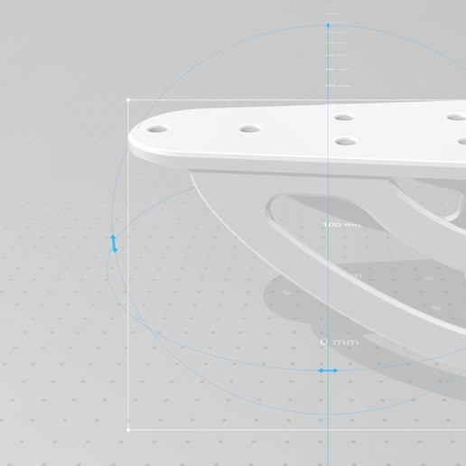Dimensions Mounting Angle 4.jpg Download STL file Mounting Angle #4 • 3D printing design, SE_2018