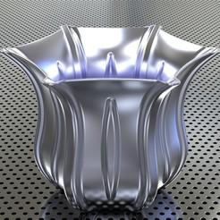 Imprimir en 3D gratis Tazón de plata, SE_2018