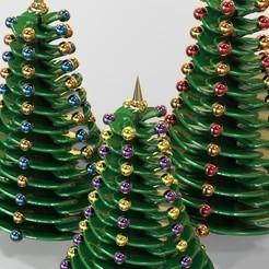 Free 3d print files Christmas Tree, SE_2018