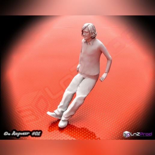 2.jpg Télécharger fichier STL Sur demande, série de modèles réduits #01 • Design imprimable en 3D, LnZProd