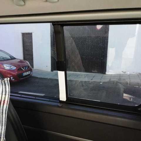 Interior trim VW Multivan T5