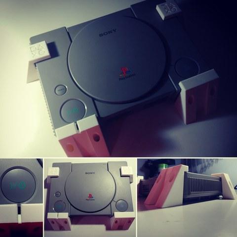 3D printer models PS1 Wall mount, sinteprod
