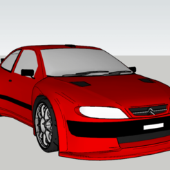 3D file Citroen Xsara Kit Car, sinteprod