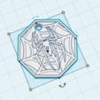 3D print model Spiderman Pendant, LnZProd