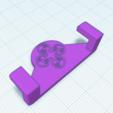 hangar1.png Download STL file Syma X5 Mini Hangar • 3D printing object, LnZProd