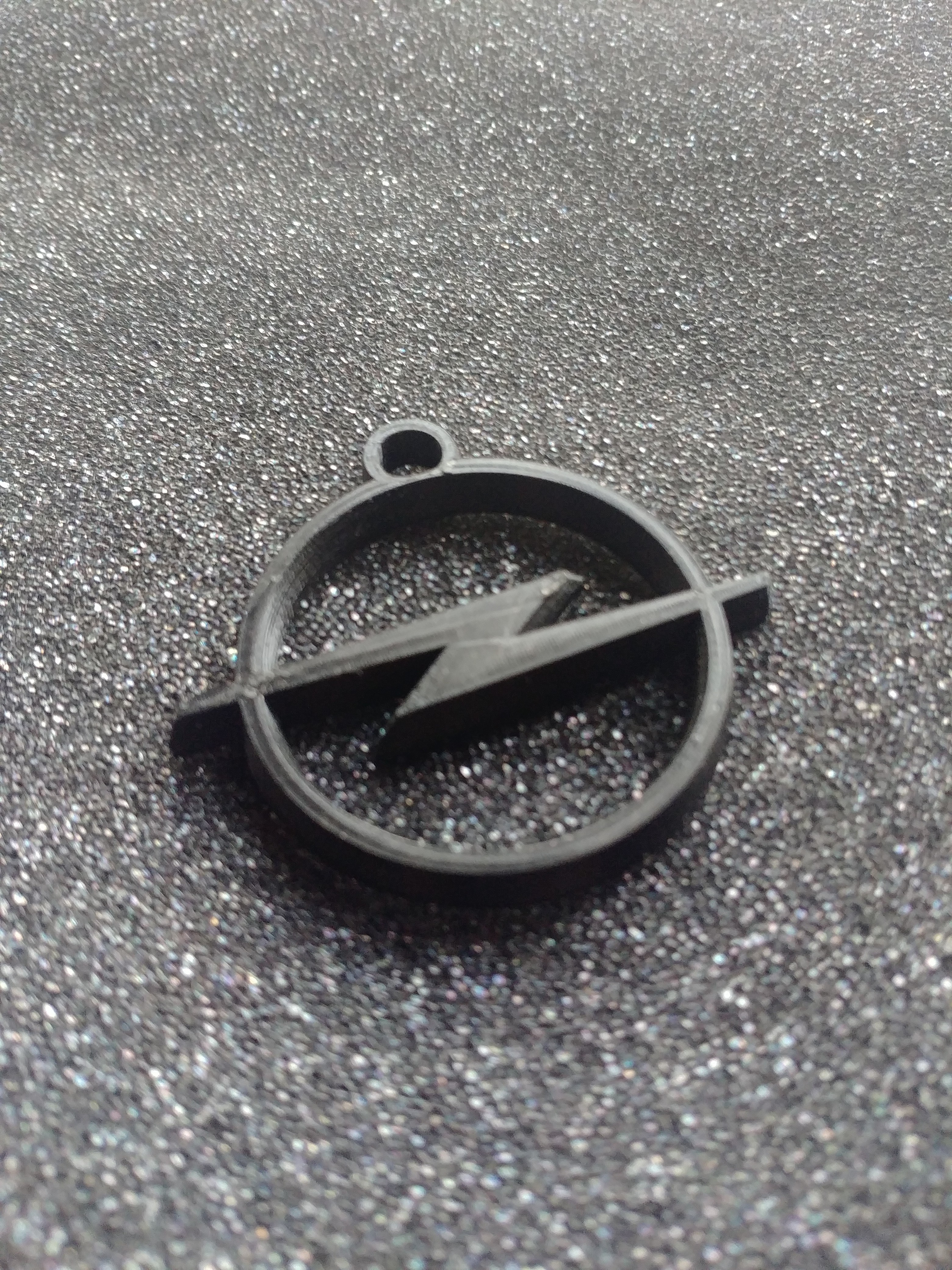 20180703_091831.jpg Download STL file Opel key ring • 3D print design, LnZProd