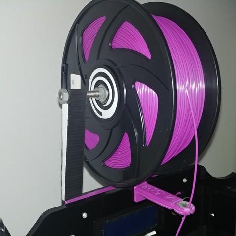 Télécharger fichier 3D M-508 Porte-filament Infitary Filament Holder, LnZProd