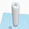 3D printer files Citroen car knob, sinteprod