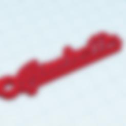 STL file Giulietta key ring, LnZProd