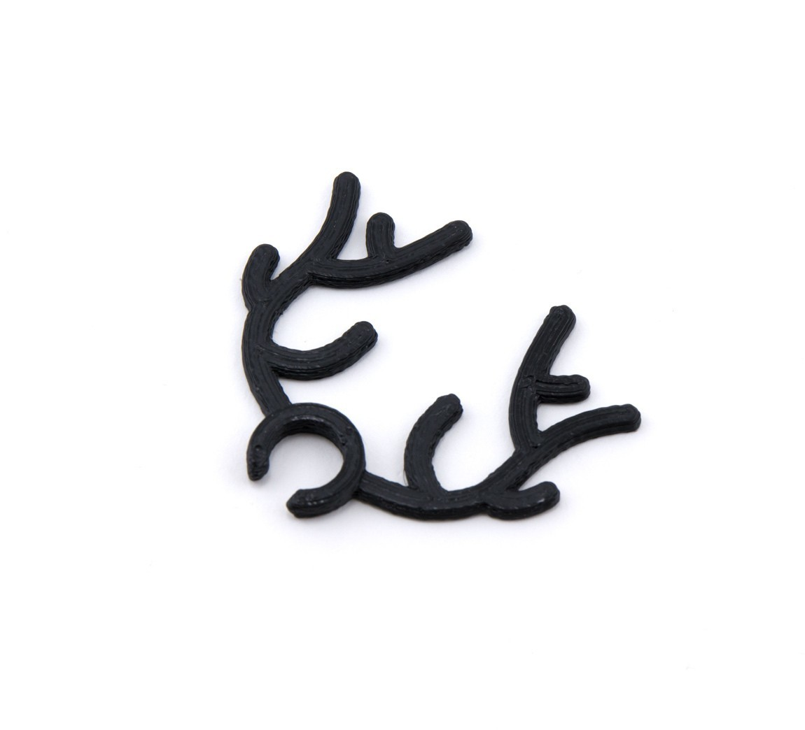718d3766ef67774db2cd9fcba4007d73_1449865471873_NMD000890-4.jpg Download free STL file Candy Cane Reindeer Antlers • Design to 3D print, Hom3d
