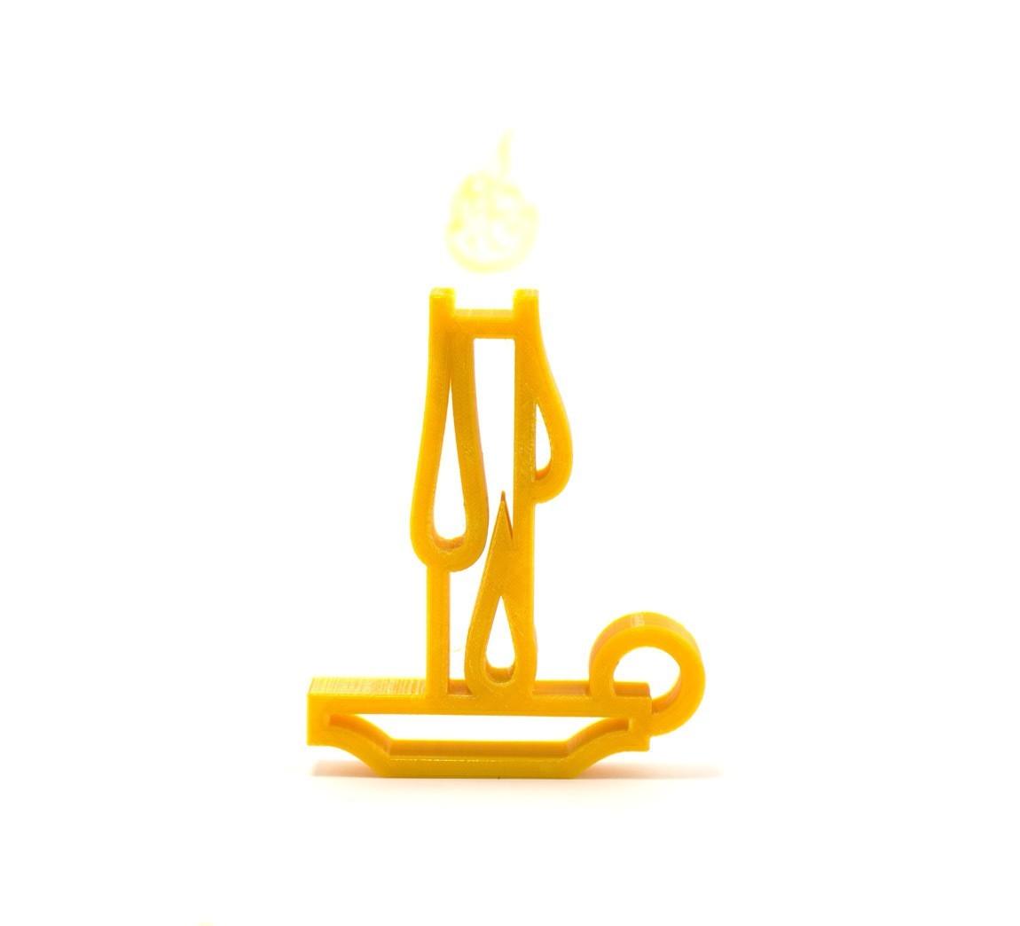 0a31d9f809a25b08eb38796c3457cf39_1450461087629_NMD000903-8.jpg Download free STL file LED Candlestick • 3D print template, Hom3d