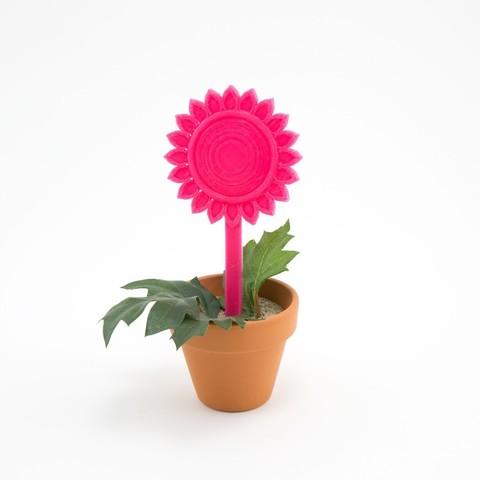 3b7015ca53132a58c27df5e79499432f_1446848759646_NMD000182d.jpg Download free STL file Plant Stakes • 3D printing model, Hom3d