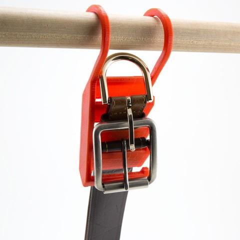 Télécharger fichier impression 3D gratuit Cintre de ceinture simple, Hom3d