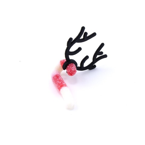 718d3766ef67774db2cd9fcba4007d73_1449865473857_NMD000890-14.jpg Download free STL file Candy Cane Reindeer Antlers • Design to 3D print, Hom3d