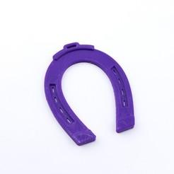 Archivo STL Ornamento de herradura gratis, Hom3d