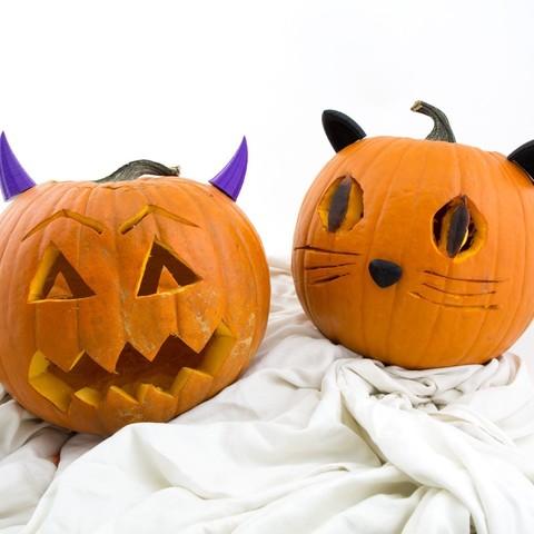 dfddc7458b3bfd7e08034c888a0ce130_1445642371845_NMD000620e.jpg Download free STL file Pumpkin Devil • 3D printing template, Hom3d