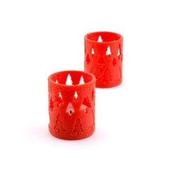 Download free 3D printer files Forest Tealight Cover, Hom3d