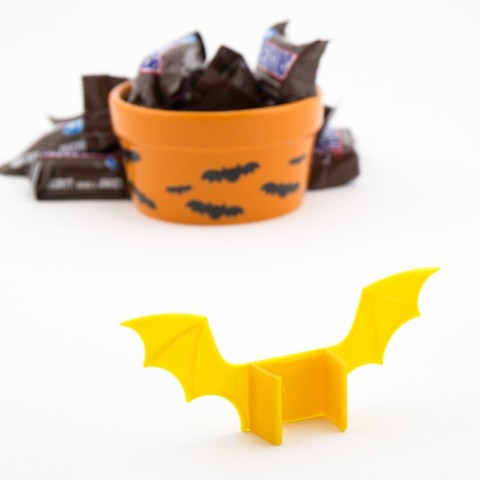 599e0620fc1185944a4f98c23bb33628_1445642712177_NMD000774b.jpg Download free STL file Fun Size Bat Wings • 3D printable model, Hom3d