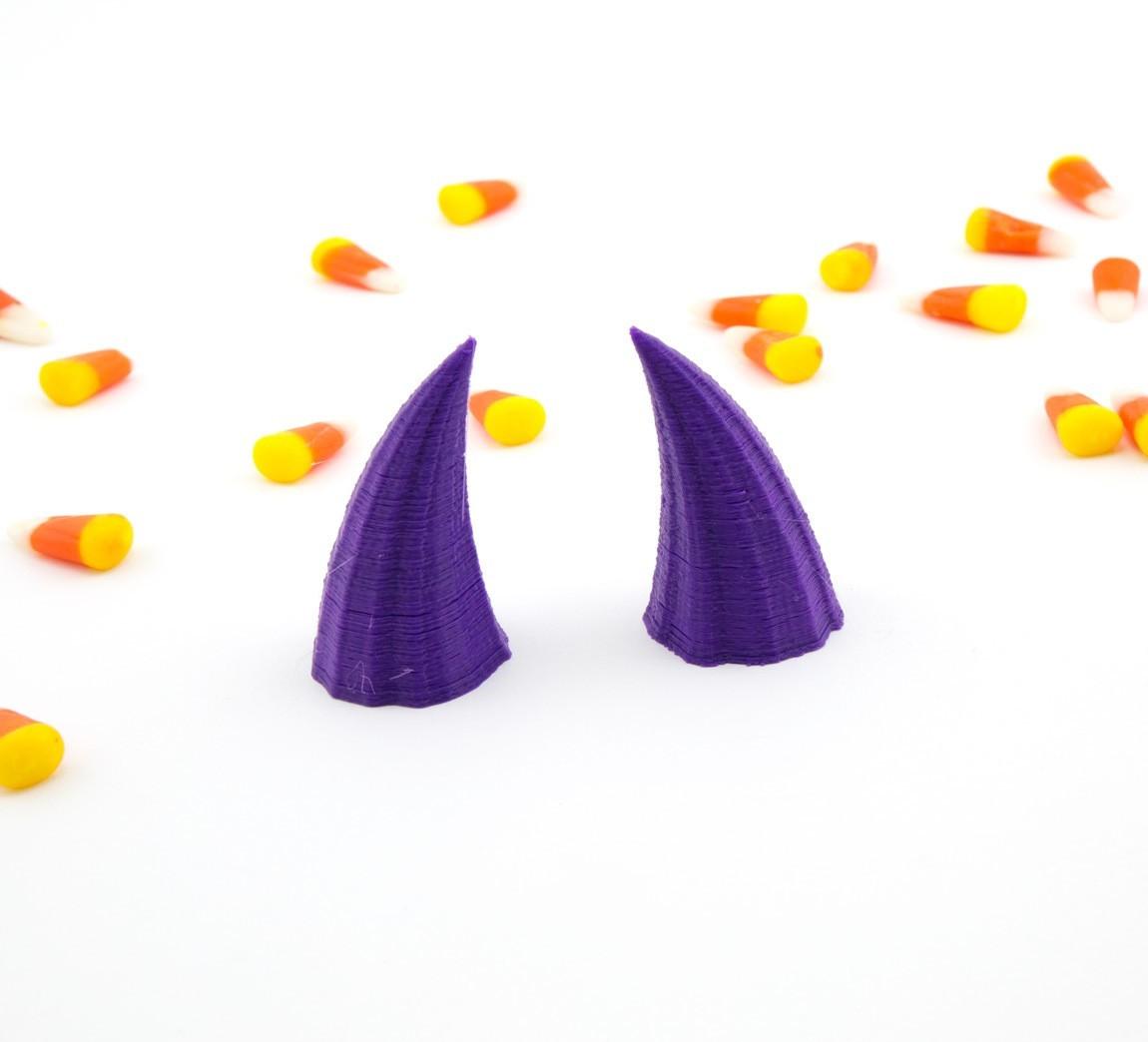 dfddc7458b3bfd7e08034c888a0ce130_1445642369001_NMD000620b.jpg Download free STL file Pumpkin Devil • 3D printing template, Hom3d