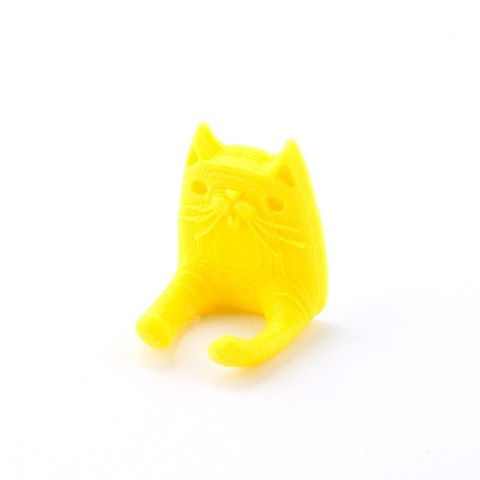 659737632d9c1469cdfca1fd7e4b7715_1449188255911_NMD00475-9.jpg Download free STL file Kitteh Key Holder • Model to 3D print, Hom3d