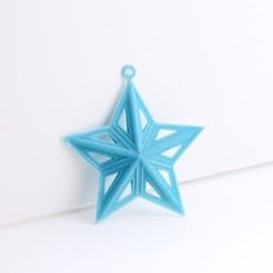 778a4afef7816ff9ea5a5bbd59acc1cf_1449877474284_NMD000908-4.jpg Download free STL file Shimmering Star Ornament • 3D printable template, Hom3d