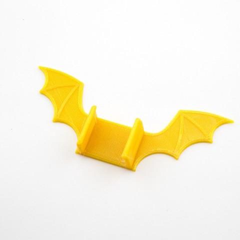 599e0620fc1185944a4f98c23bb33628_1445642714016_NMD000774c.jpg Download free STL file Fun Size Bat Wings • 3D printable model, Hom3d