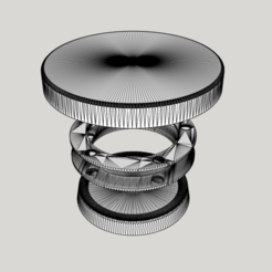 Download free STL files Rotary table, cmdrvarek