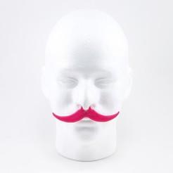 Free 3D print files Handlebar Mustachio, Lucy_Haribert
