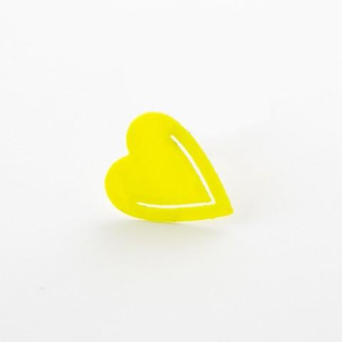 Download free 3D model Heart Clip, Terryyy