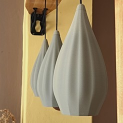 Download free 3D printing designs lamp shade , maca-artwork