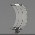 Télécharger fichier STL Lampe de table, maca-artwork