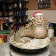 Download free STL file Santa the Hutt • Design to 3D print, maca-artwork