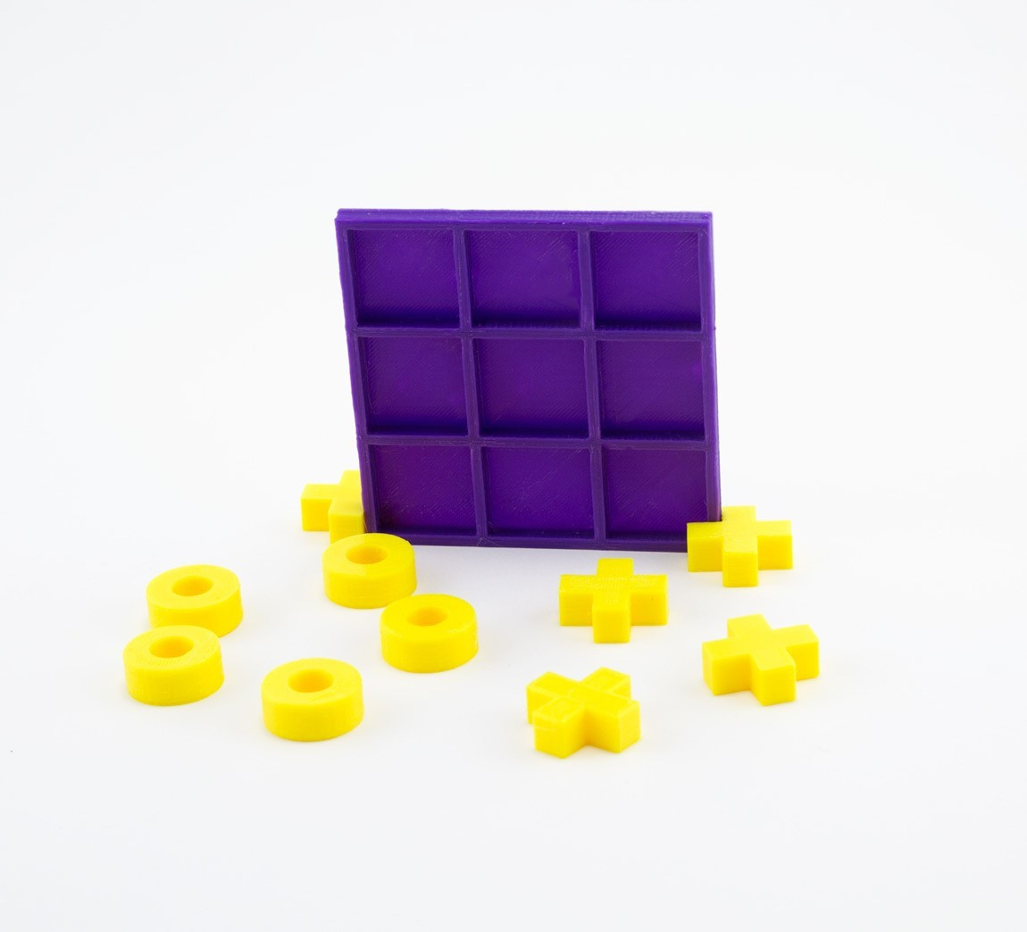 8bf1a116fb323d1c4b440998994d330c_1444428957795_NMD000095c.jpg Download free STL file Tic-Tac-Toe • Template to 3D print, FerryTeacher