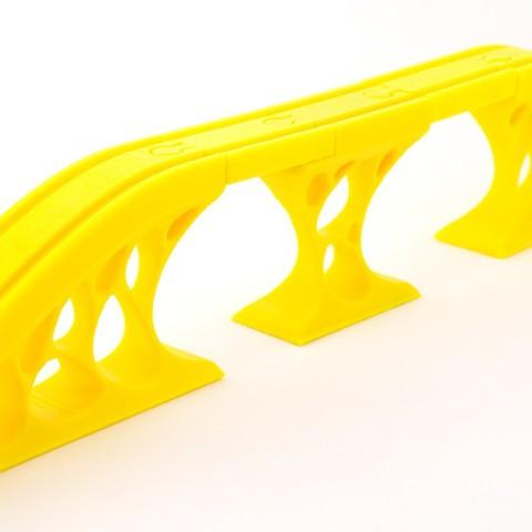 91cb4f62ceb4627f4039d91b0e40adb8_1449686570526_12.2.15-product-shoot-038.jpg Download free STL file Toy Train Tracks • 3D printer design, FerryTeacher