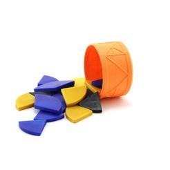 Fichier imprimante 3D gratuit Puzzle de Fraction, FerryTeacher