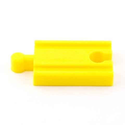 91cb4f62ceb4627f4039d91b0e40adb8_1449686757397_12.2.15-product-shoot-219.jpg Download free STL file Toy Train Tracks • 3D printer design, FerryTeacher