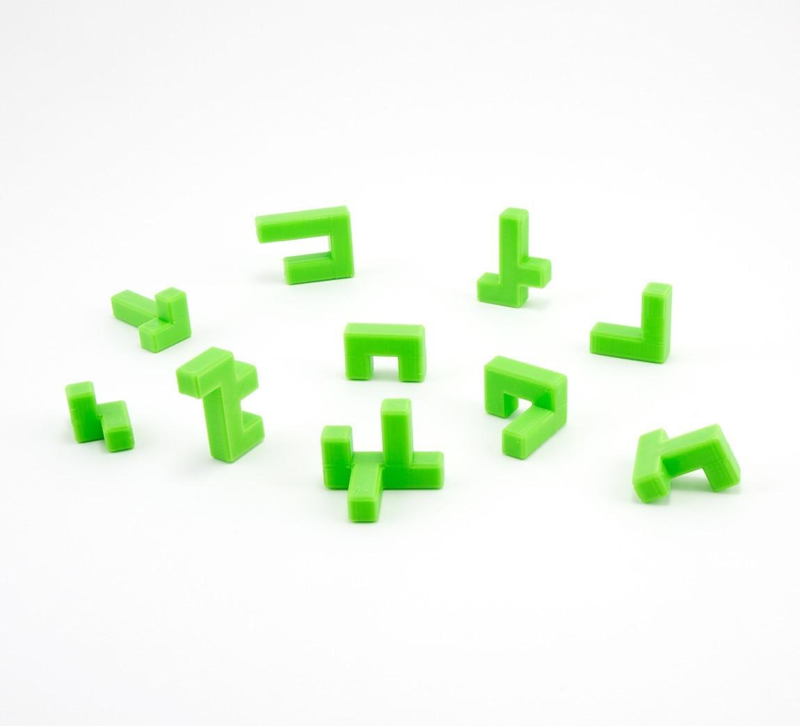 caba29fe59dd68c3356d71d1db495dc6_1444847282085_NMD000318e.jpg Download free STL file 4x4 Puzzle Cube • 3D printer model, FerryTeacher