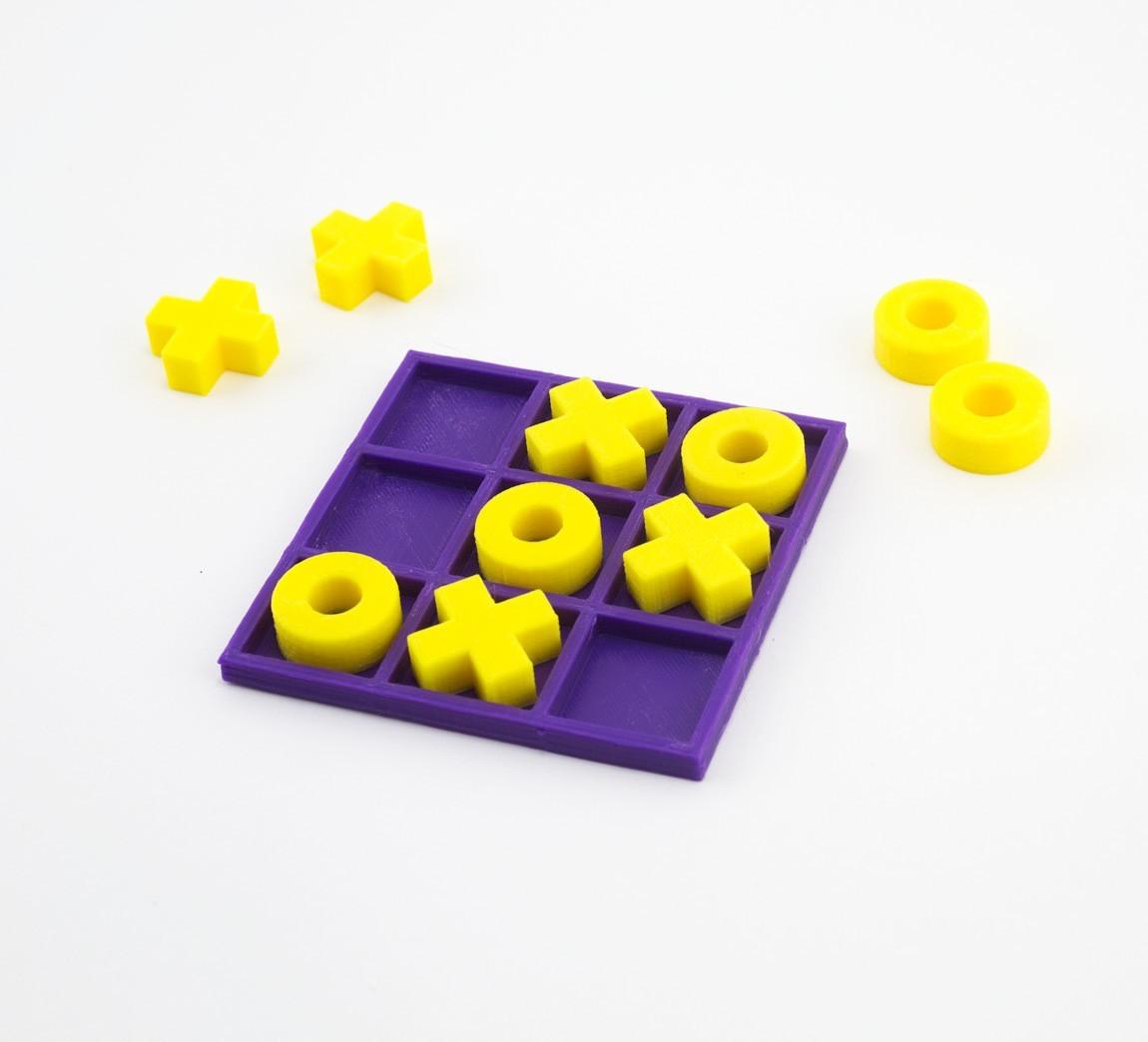 8bf1a116fb323d1c4b440998994d330c_1444428961059_NMD000095e.jpg Download free STL file Tic-Tac-Toe • Template to 3D print, FerryTeacher