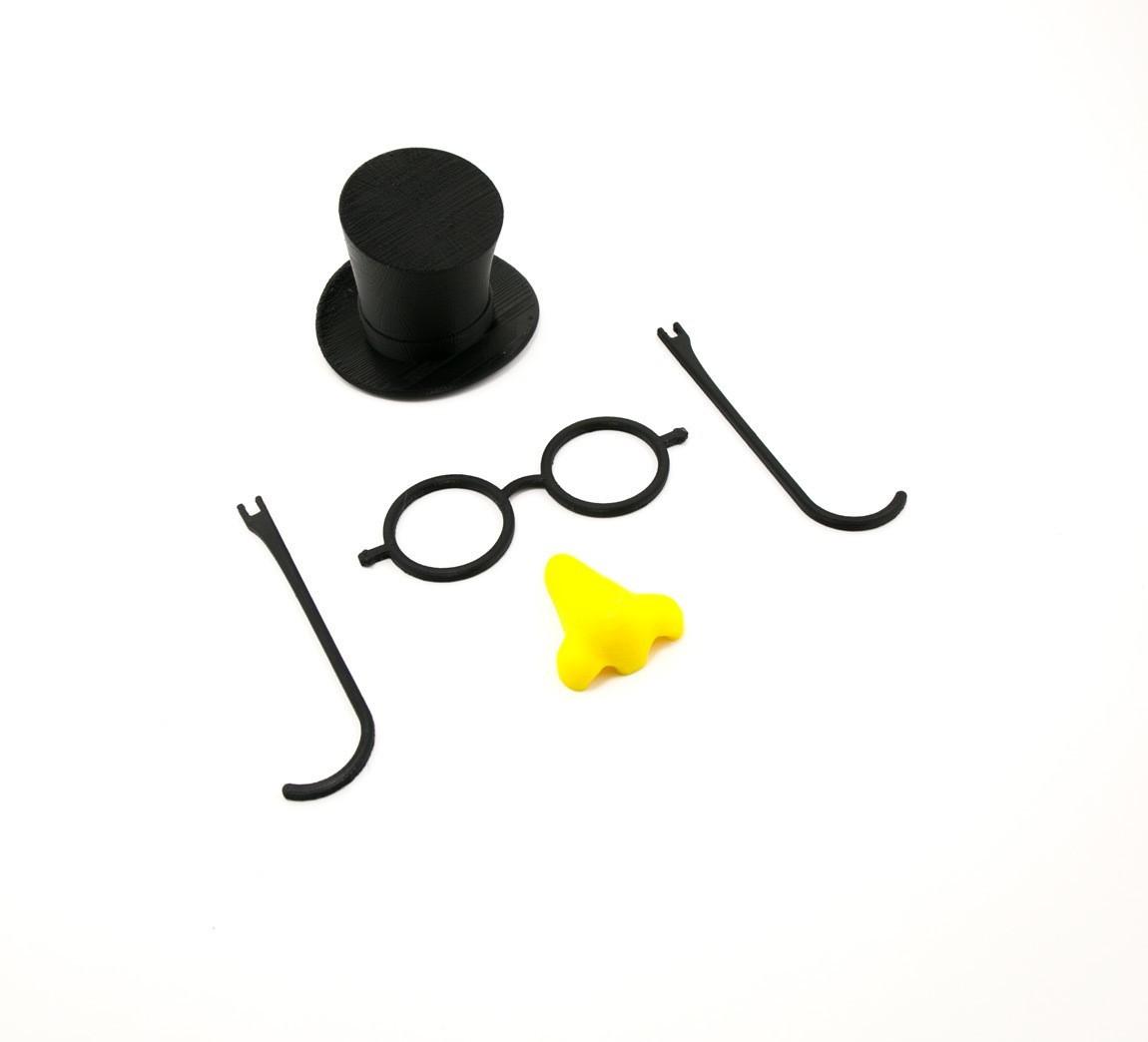 b2d53a5a402bd24a940379ae37ff2716_1450489048936_NMD000907-12.jpg Download free STL file Snowman Decorating Kit • 3D printable model, FerryTeacher